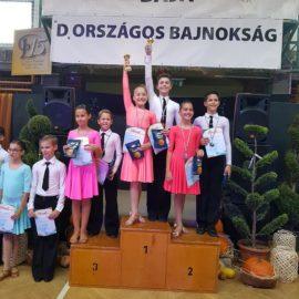 D Országos Bajnokság eredményei