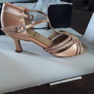 Női Latin Supadance cipő